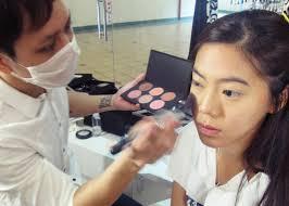 bridal makeup course seminar singapore