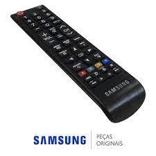 Controle Remoto TM1240 / BN98-06046A / BN59-01199R TV Samsung UN32J4300AG  UN40JU6000G UN50J5300AG
