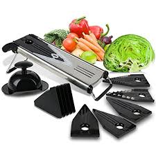 kitchenaid v slicer hand held mandoline. culinary cooking tools stainless steel mandoline slicer w. exclusive safety guard: this ultra-sharp v-blade slices easier than knives or ordinary box-style kitchenaid v hand held r