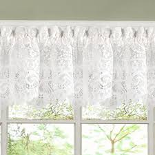 Lace Curtains For Kitchen