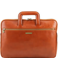 women s leather doent briefcase caserta honey