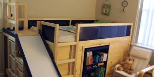 awesome ikea kids slide full imagas natural simple with wooden bed frame stairs on the awesome ikea bedroom sets kids