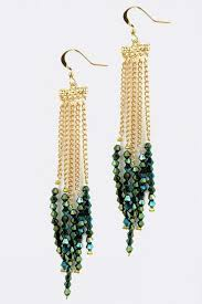 beaded cute chandelier earrings gorgeous how to make a bead chandelier best dangle earrings ideas