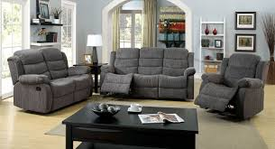 Lazy Boy Living Room Furniture Sets Fabric Reclining Sofa Sets Nicesofa