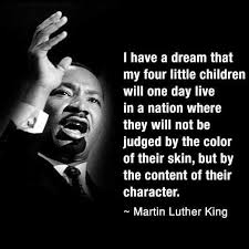Martin Luther I Have A Dream Quotes