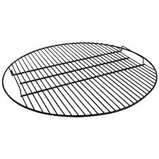 details about round outdoor fire pit cooking grill grate