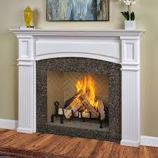 view gallery the monarch is a classic american wood fireplace mantel