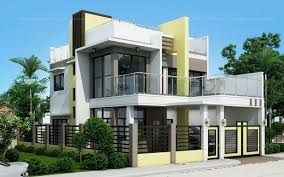 single story flat roof house plans awesome small house design with rooftop best ocean view house