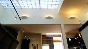 used track lighting. Uplight Sconce Dining Room Lighting A Combination Of Sconces Track And Is Used To Make R