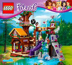REVIEW 3065 Oliviau0027s Tree House  SilentModetvFriends Lego Treehouse