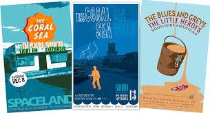 Concert Poster Design Rock Concert Posters Myopia Design Graphic Design In