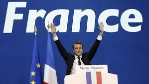 Risultati immagini per Macron