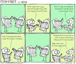 Itchy Feet: the Travel and Language Comic: Amusing Diversion
