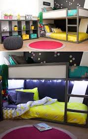 Kids Room: Pretty Ikea Kura Bed Ideas - IKEA Kura Bed