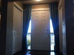 entry door sidelight curtains. 18 best sidelights images on pinterest with front door curtain panel renovation entry sidelight curtains i