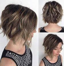 Hairstyle For Women With Short Hair stylish short haircuts for thick and wavy hair wavy hair 5403 by stevesalt.us