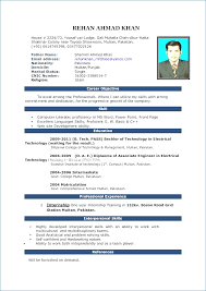Best Resume Format Download Resume Example