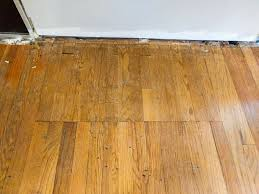 bad floor patch