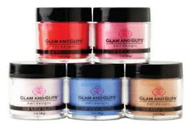 Details About Glam And Glits Color Acrylic Collections 1 Oz