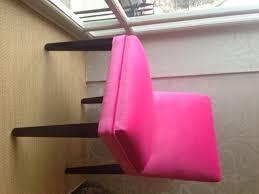 low back velvet dining chair