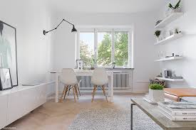 Modern Scandinavian apartment in Stockholm 001