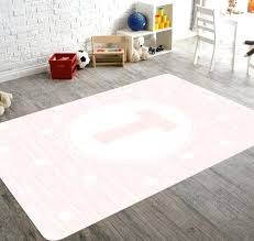white nursery rug enchanting pink nursery rug monogram rug with t letter for kid room decor