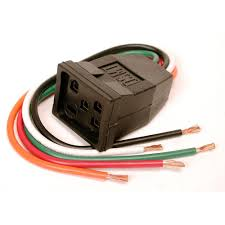 dial 10 in evaporative cooler motor pigtail receptacle 7584 the Motor Starter Wiring Diagram at Wiring Diagram For A Cooler Motor