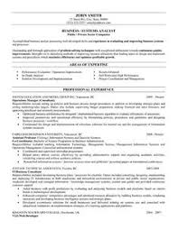 business systems analyst resume click here to download this business analyst resume template http