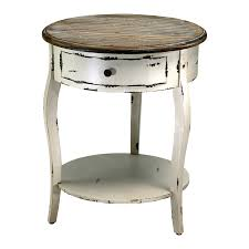 coffee tables small round rustic side elegant accent table