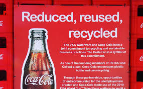 Coca Cola Quotes Coca Cola to Launch Major Recycling Initiative At London Olympics 46