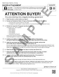 Property Sales Contracts Adorable Blank Arizona Real Estate Purchase Contract Residential Purchase Con