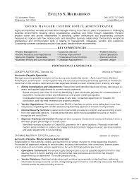 Office Manager Job Description For Resume Office Manager Job Description Resume Example Assistant Front Hr 16