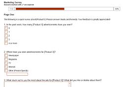 Sample Surveys Questionnaires Research Surveys Free Questionnaire Templates Online Survey Software