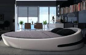 lit double king size bisini king size round bed leather round bed double round bed lit