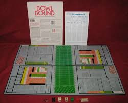 Bowl Bound College Football Charts 4407 Sports Illustrated Bowl Bound Game 1978 Edition With