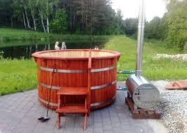 woodburning hot tub homemade wood fired hot tub links to additional pages with