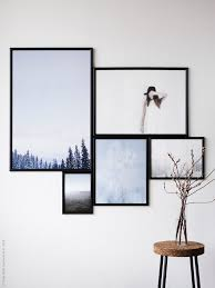 ikea mondrian montage inspiration 1 ikea framesart  on wall art picture frames with 124 best interiors gallery wall images on pinterest house design