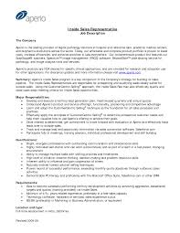 Sample Resume For Inbound Customer Service Representative Inbound Sales Representative Resume Example Collection Of Solutions 41