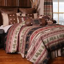 timberline bear comforter sets