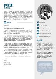 国外创意简历 个人简历PSD模板 多页中文简历 WORD简历 现代设计淘宝网 Simple Resume 中文