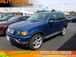 BMW 3 Series bmw x5 2003 review : Used 2003 BMW X5 3.0i in Fontana