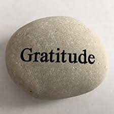Image result for large images of the word gratitude