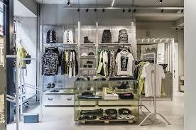 Boutique Retail Design Diesel Tweaks Store Design Introducing More Flexible Omni