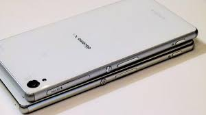 sony xperia z4 price. see the sony xperia z4 next to z3 - can you tell difference? price