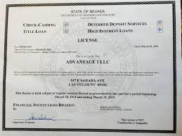 nevada license cdth11139