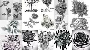 эскизы тату черная роза клуб татуировки фото тату значения эскизы