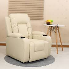 recliner chairs with cup holder. Contemporary Cup OSCARLEATHERRECLINERwDRINKHOLDERSARMCHAIRSOFA To Recliner Chairs With Cup Holder V
