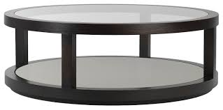 full size of modern coffee tables chic dark round traditional glass top coffee table sets
