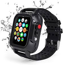 Lanhiem <b>Waterproof Case for Apple</b> Watch Series 5: Amazon.co.uk ...