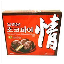 北 朝鮮 チョコパイ